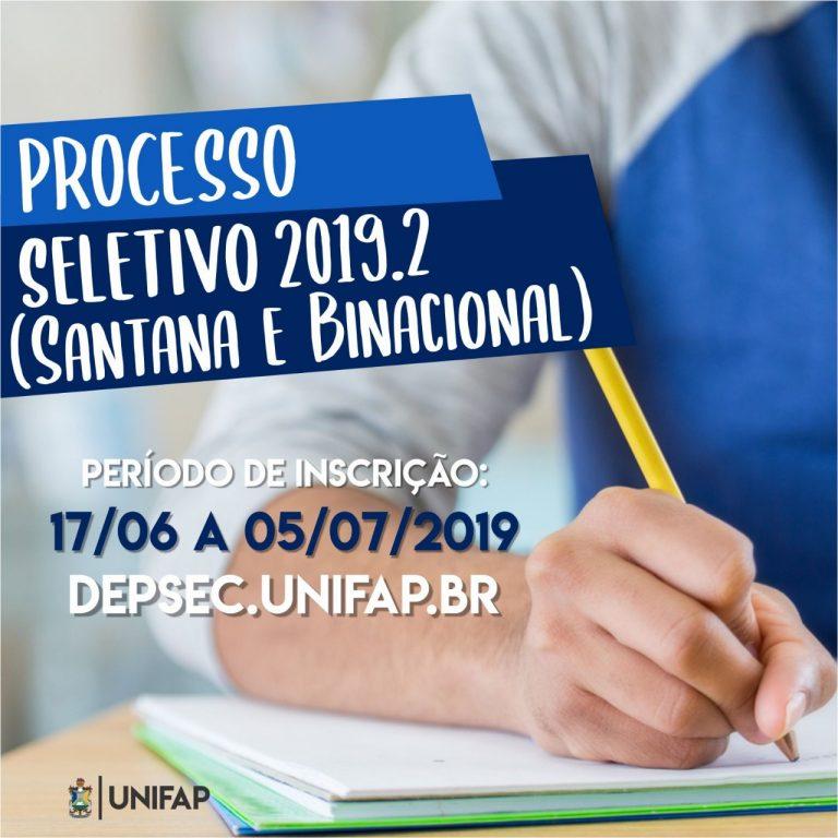 Processo seletivo oferece 153 vagas para cursos de graduação em Santana e Oiapoque