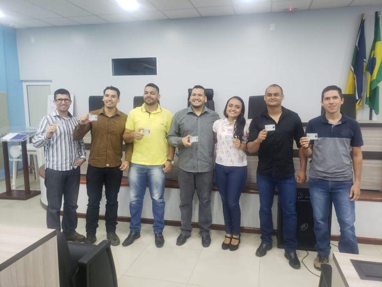 Primeira turma de engenharia civil formada na Unifap recebe registros do CREA/AP