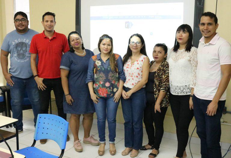 Bibliotecários participam de capacitação para Repositório Institucional