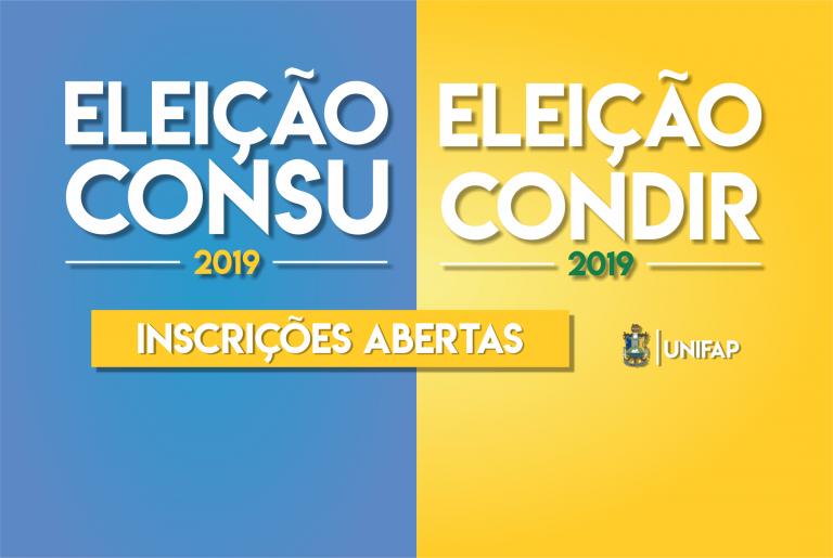 Eleições para CONSU e CONDIR têm iniciativas nas redes sociais, veja 1ª retificação do Edital