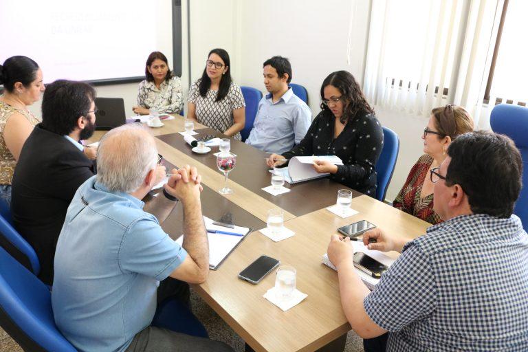 Comissão do MEC faz recredenciamento de cursos EAD da UNIFAP
