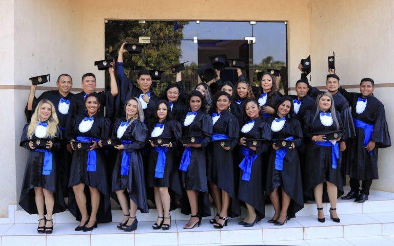 Campus Santana da UNIFAP forma 1ª turma da Licenciatura em Pedagogia