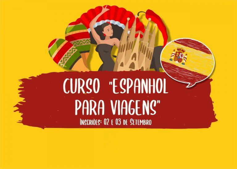 Curso de Espanhol para Viagensoferta 40 vagasgratuitas