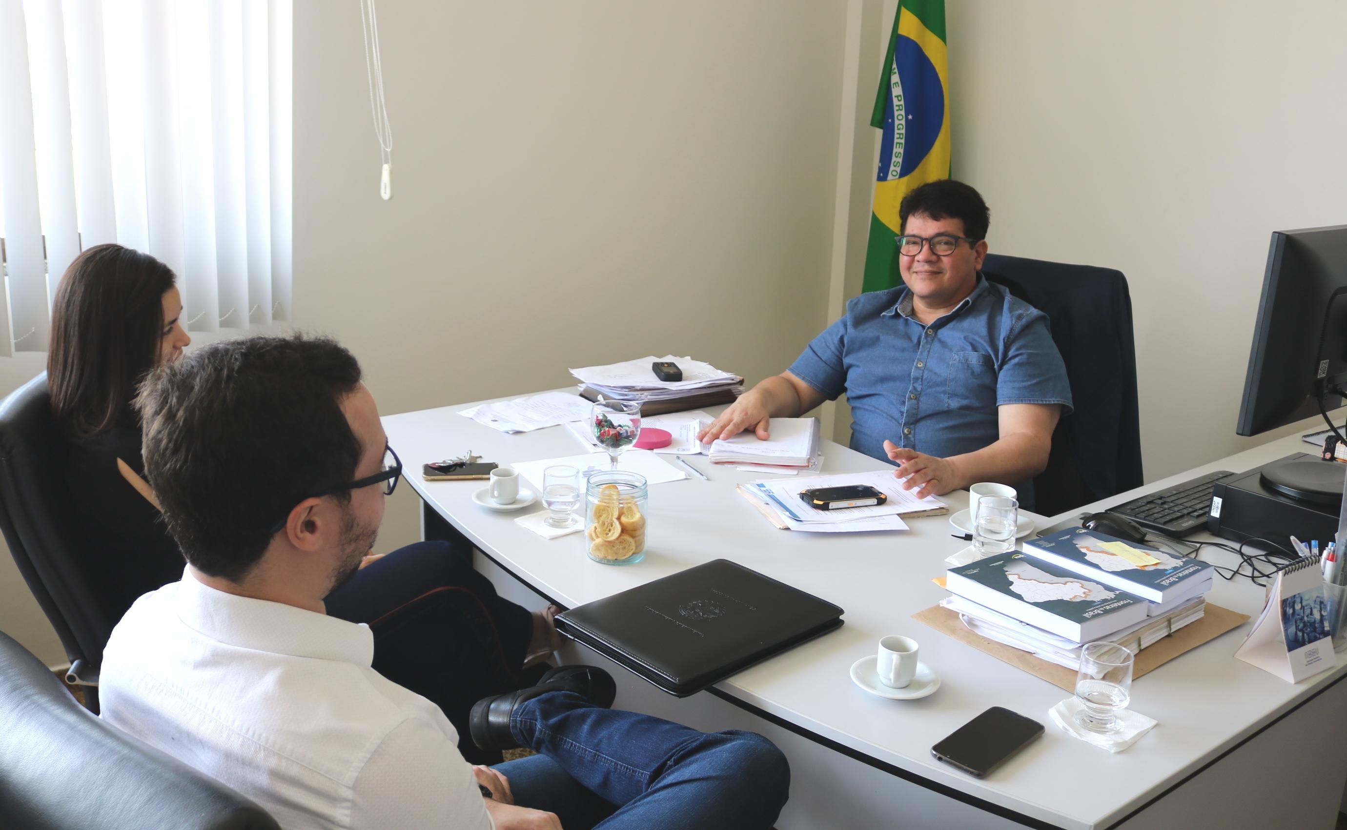 Auditores internos da Universidade apresentam relatórios do 1º semestre