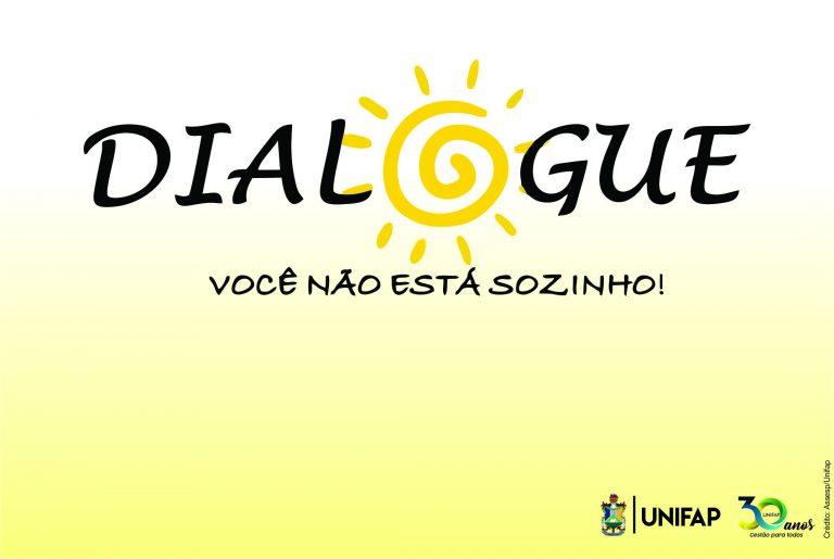 Projeto 'Dialogue' aborda saúde mental na Universidade