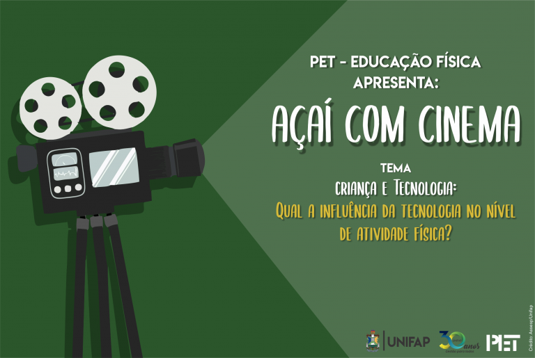 """PET de Educação Física promove oficina """"Criança e tecnologia"""""""