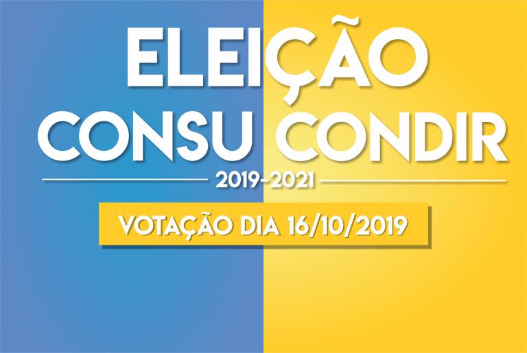 Comissão Eleitoral divulga candidaturas homologadas para CONSU/CONDIR