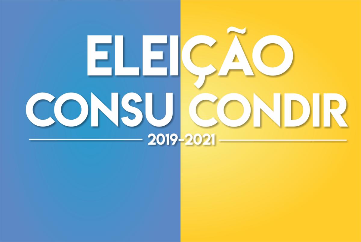 07/11 – Confira o resultado final das Eleições CONSU/CONDIR