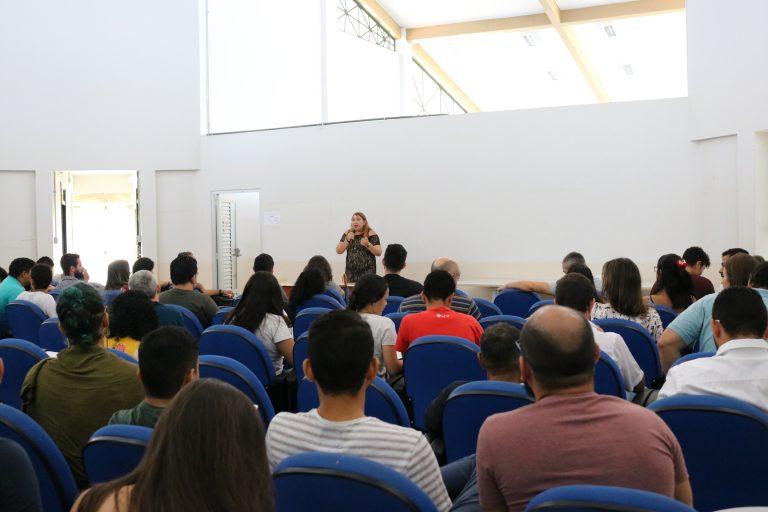 Departamento de Pesquisa reúne bolsistas da Iniciação Científica