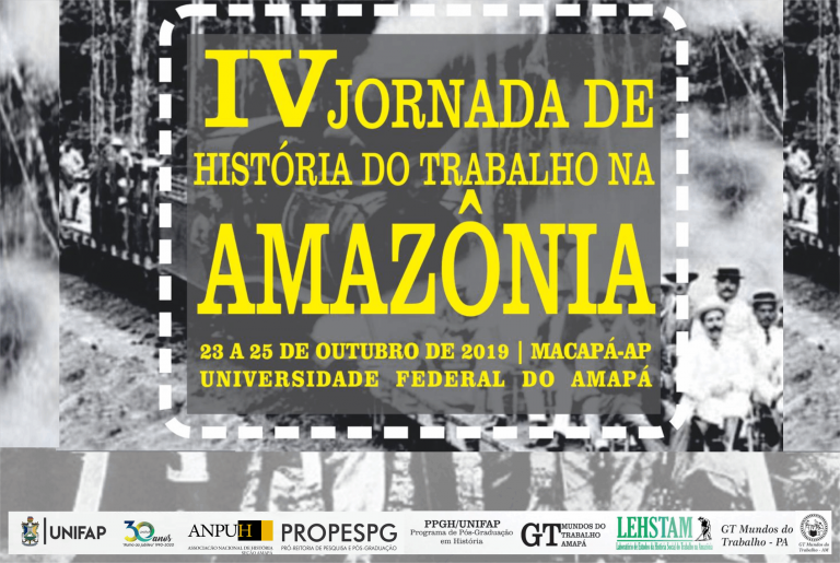 Jornada de História abordará trabalho na Amazônia