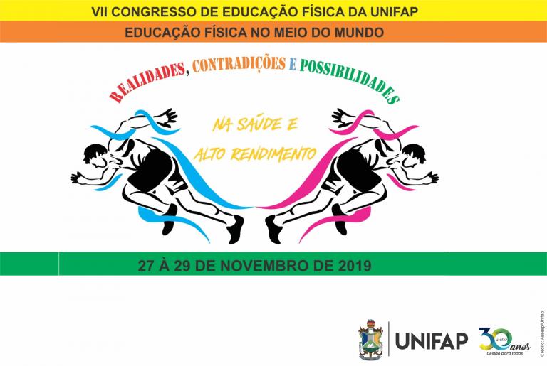 VII Congresso de Educação Física ocorre este mês