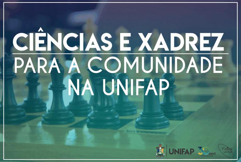 Acadêmicos da UNIFAP oferecem Curso de Xadrez para a comunidade