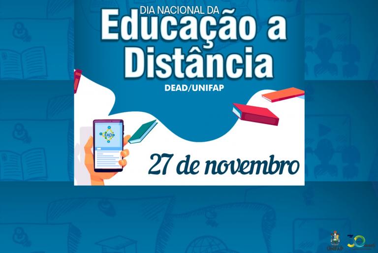 Ensino a Distância (EAD) da UNIFAP oferta graduações e especializações