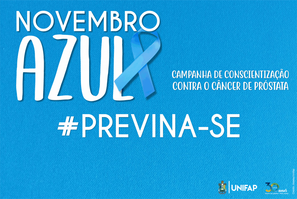 cancer de prostata novembro azul