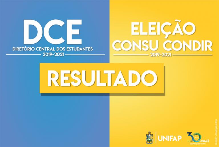 Comissão divulga resultado das eleições discente DCE e CONSU/CONDIR