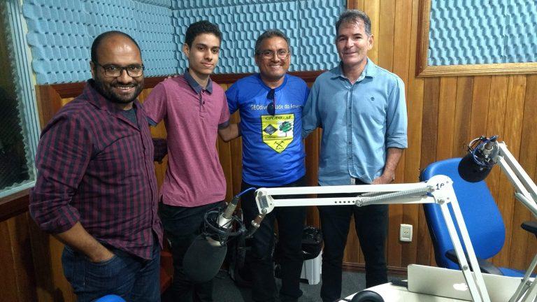 Projeto de Extensão é tema de debate em programa na Rádio Universitária