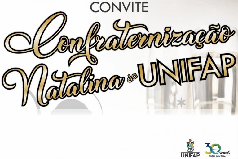 Confraternização Natalina da UNIFAP