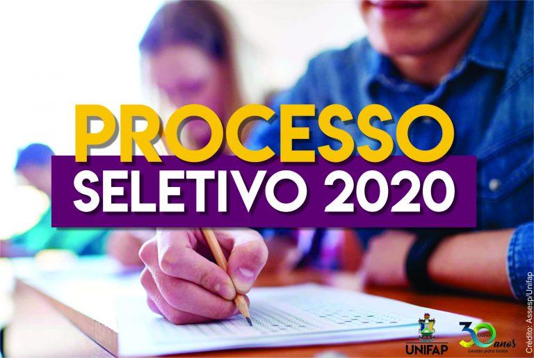 Processo Seletivo 2020 (PS)