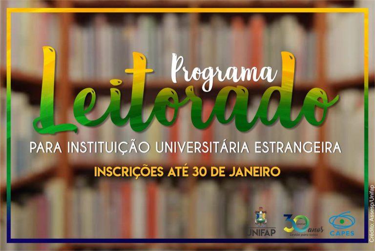 Programa vai selecionar mestres e doutores brasileiros para atuarem no exterior.