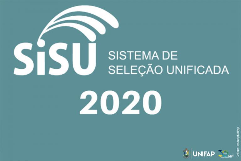 Inscrições para o Sistema de Seleção Unificada (Sisu)