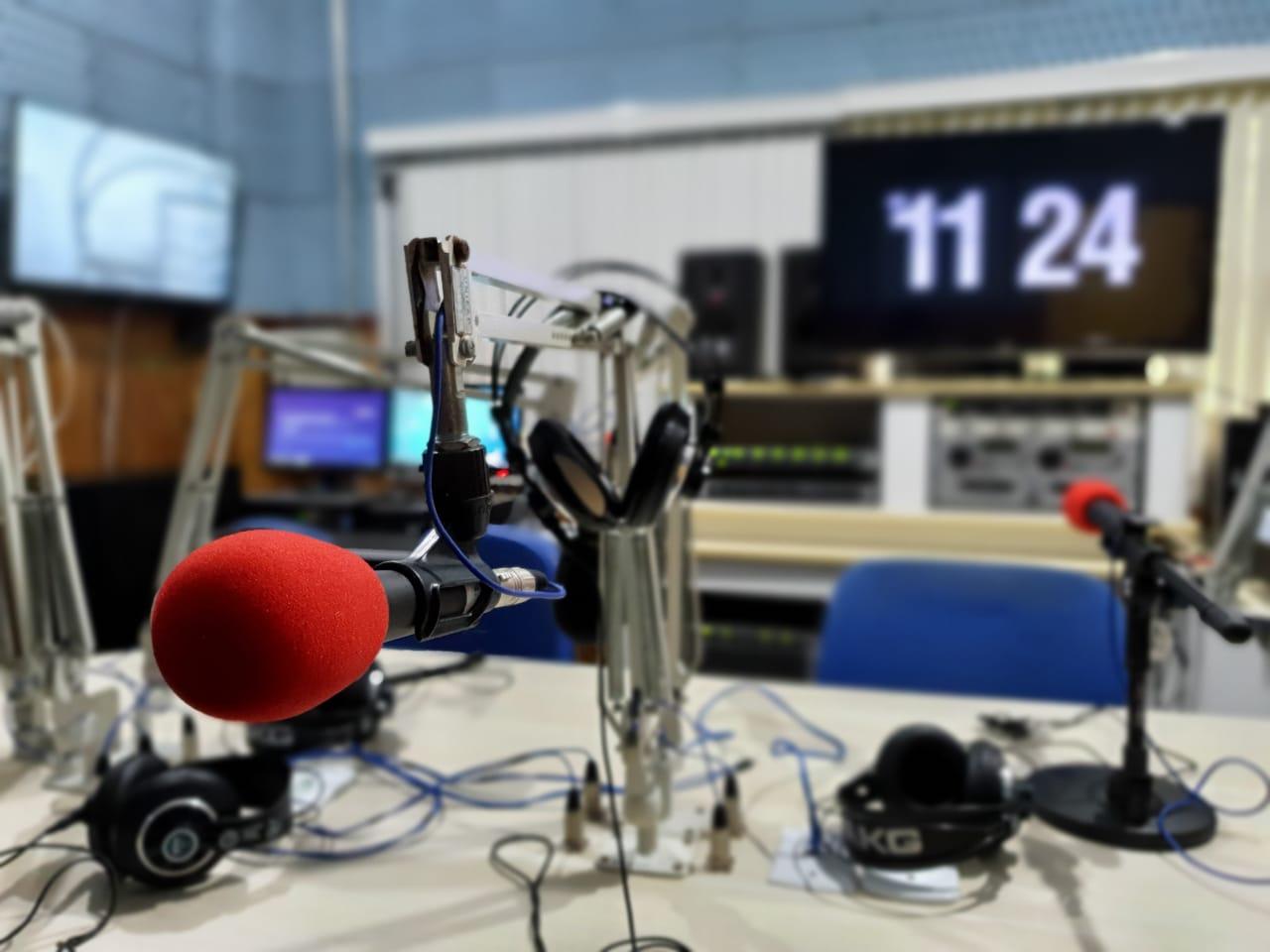 Coronavírus – Suspensão das atividades da Rádio Universitária, de 16 a 30 de março