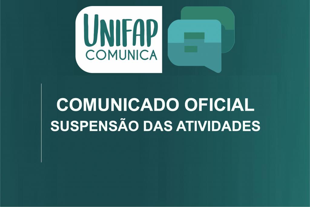 Coronavírus – UNIFAP suspende atividades de 16 a 30 de março
