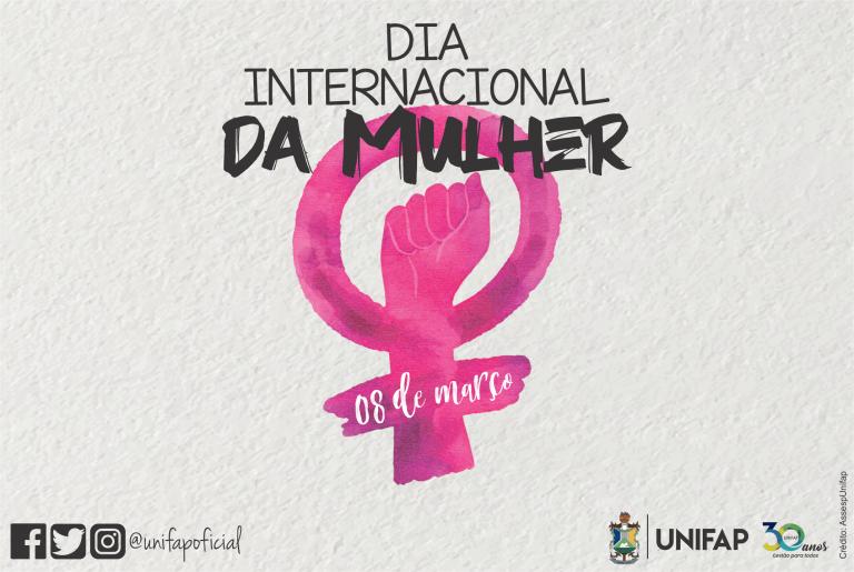 UNIFAP presta homenagem a todas as mulheres
