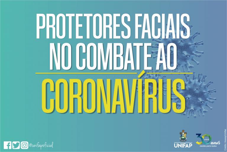 Coronavírus | Protetores Faciais são produzidos pela UNIFAP e instituições locais