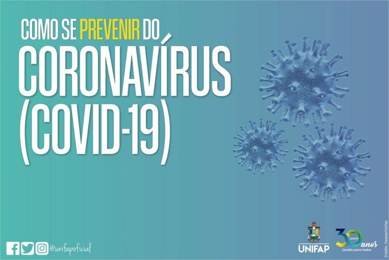 Coronavírus | Ações da PROPESPG