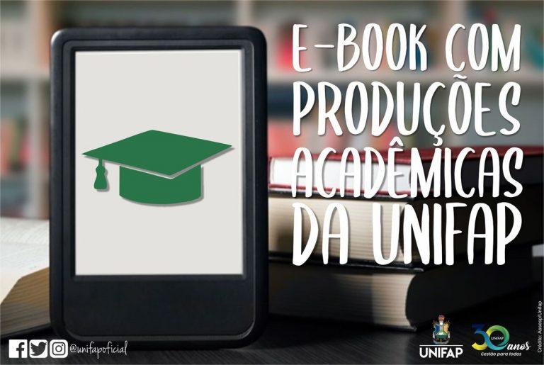 DFCH organiza E-book com produções acadêmicas na UNIFAP