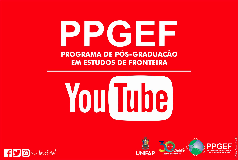 Pós-Graduação em Estudos de Fronteiras lança canal no Youtube sobre a COVID-19