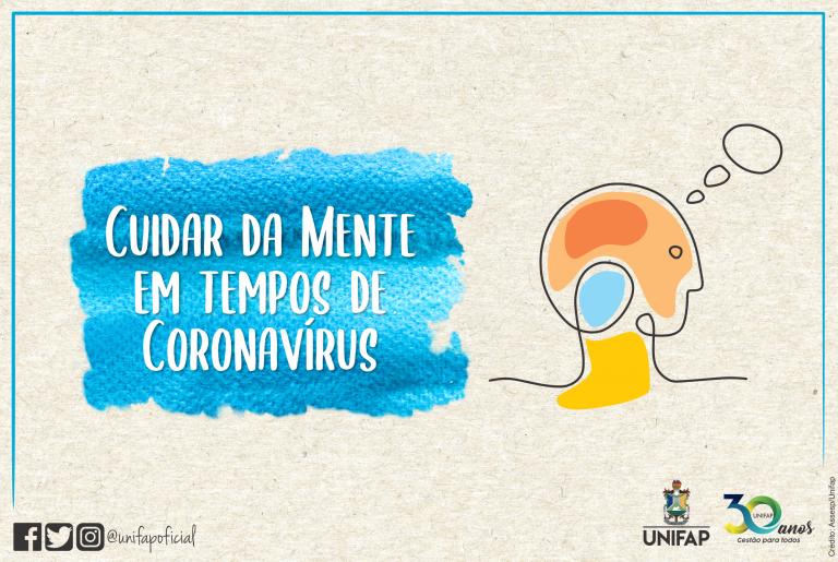 ASSESP produz folder com dicas para cuidado com a mente em tempos de Coronavírus