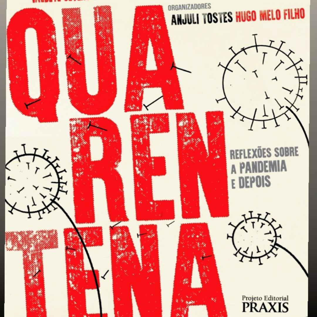 Dica de Leitura/ Ebook 'Quarentena'