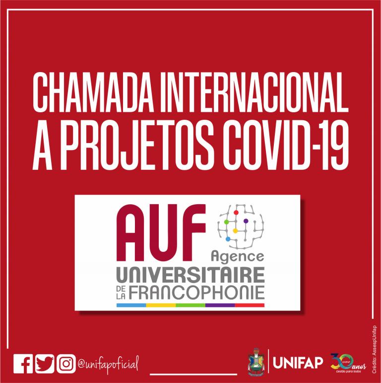 Agência da Francofonia patrocina projetos de inovação voltados à COVID-19