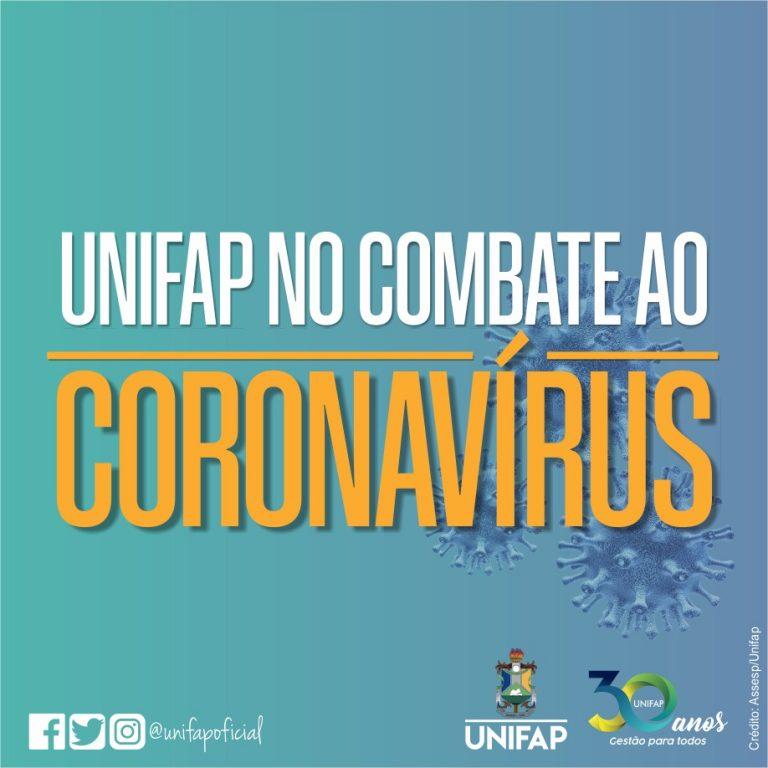 UNIFAP lança cartilha de orientações de combate ao Coronavírus