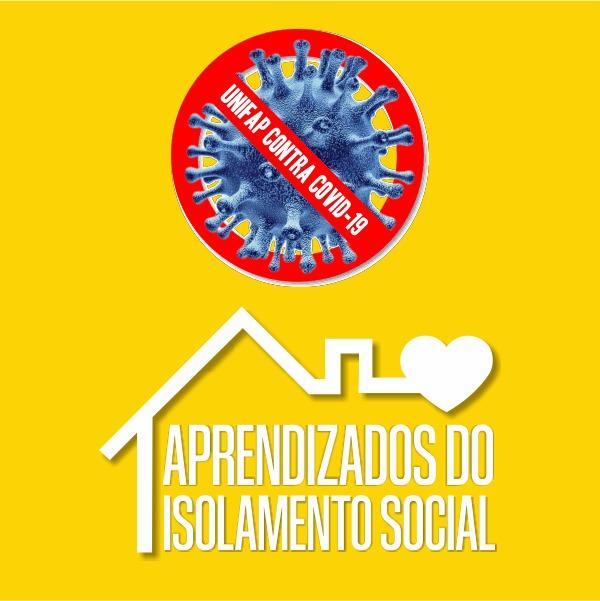 Alunos da UNIFAP reforçam a importância do isolamento social com mensagens de esperança