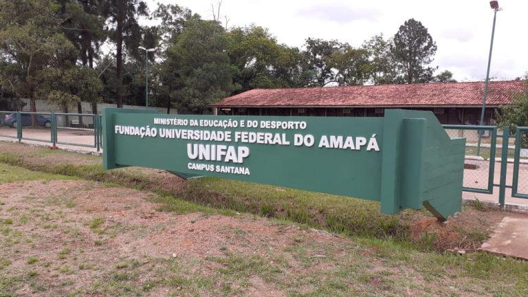 Obras nos campi da UNIFAP seguem com recomendações para COVID-19