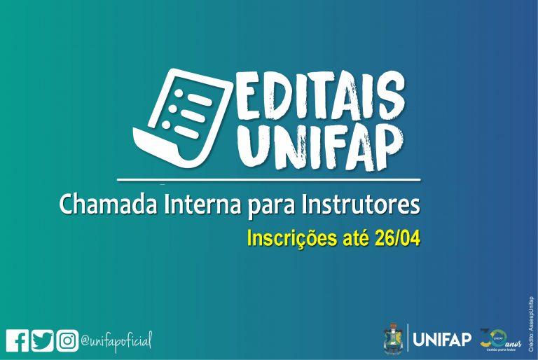 UNIFAP lança chamada interna de instrutores para cursos EAD durante a pandemia