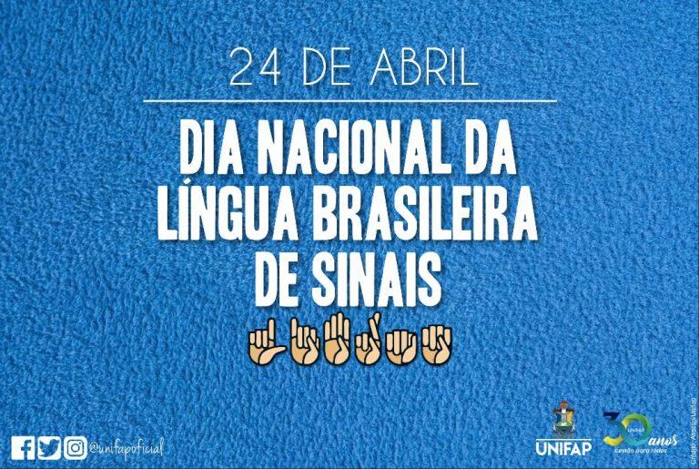 Lei de Libras completa 18 anos de vigência no Brasil