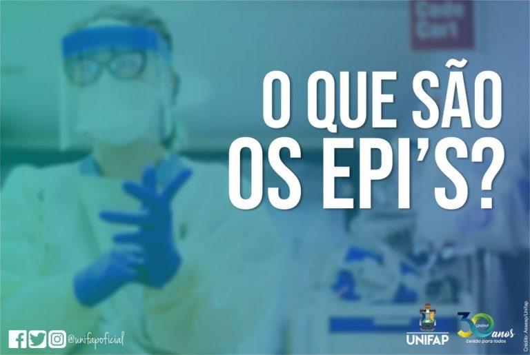 UNIFAP atua na produção de EPIs para profissionais da saúde do Estado