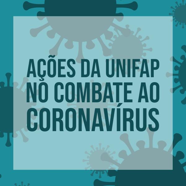 Vídeo apresenta as principais ações da UNIFAP na COVID-19