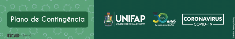 UNIFAP disponibiliza Plano de Contingência com ações da COVID-19