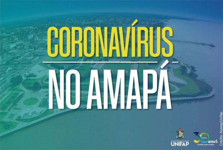 COVID-19: Casos confirmados no Amapá se aproximam dos 7 mil