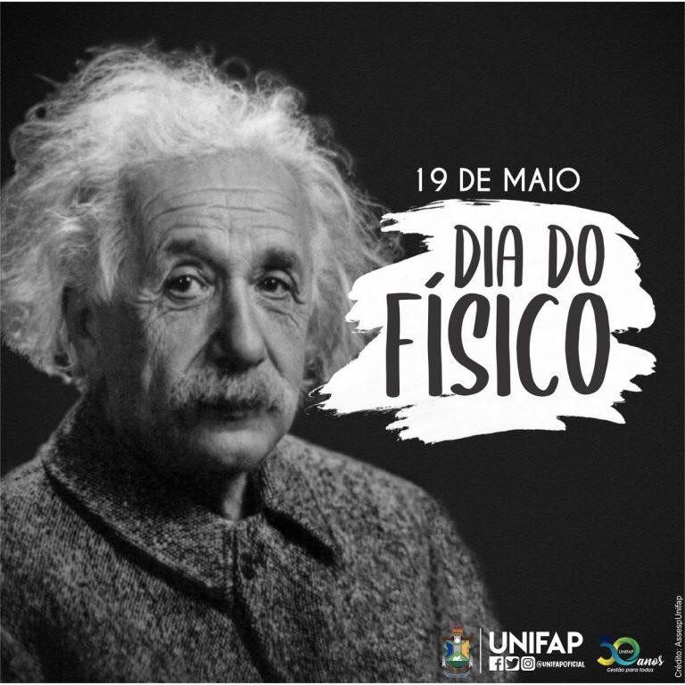 Hoje é comemorado o Dia do Físico