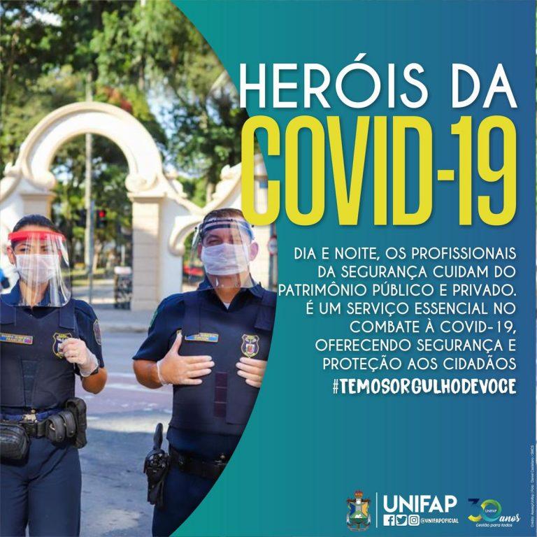 """""""Heróis da COVID-19""""mostra atuação de profissionais não reconhecidos no dia a dia"""