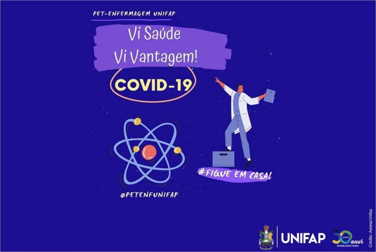 PET-Enfermagem da UNIFAP lança iniciativa nas redes sociais sobre saúde
