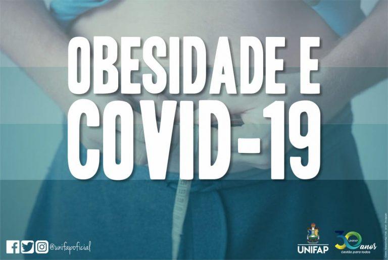 Obesidade pode prejudicar no tratamento da Covid-19