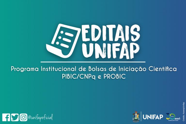 DPq/PROPESPG divulga resultado final das bolsas PIBIC/CNPq e PROBIC