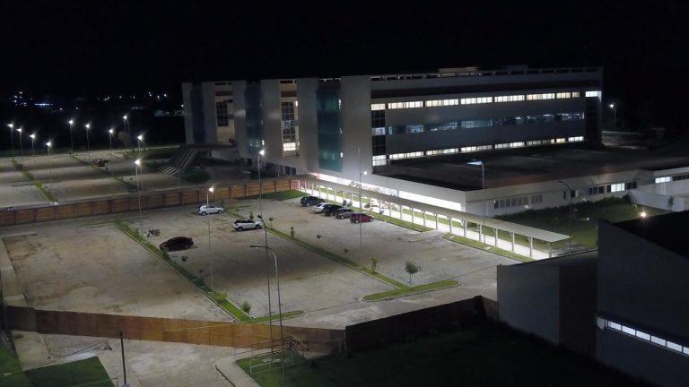 Bloco 1 do Hospital Universitário inicia atendimentos aos pacientes da COVID-19 hoje, 5