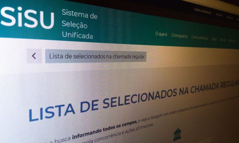 SiSU divulga resultado da chamada regular, com 174 vagas na UNIFAP